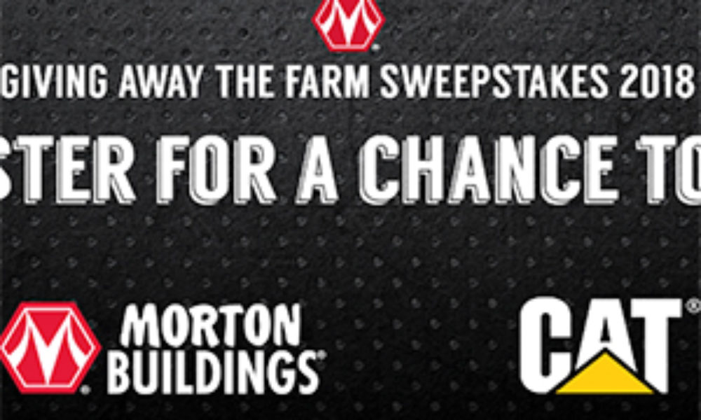 Win a Building and CAT Track Loader