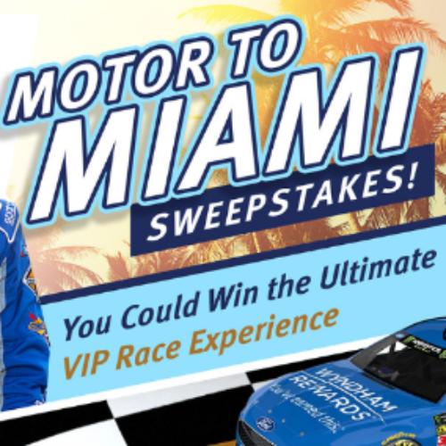 Win a VIP Race Experience