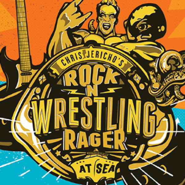 Win a Rock 'N' Wrestling Cruise