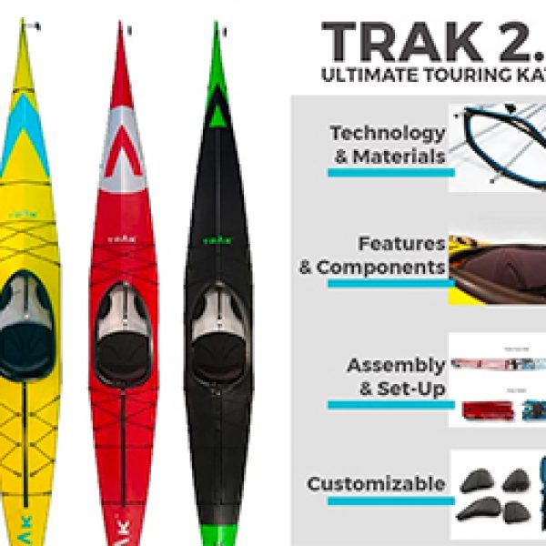 Win a Trak Kayak