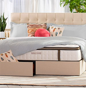 Win a Charles P. Rogers Bed