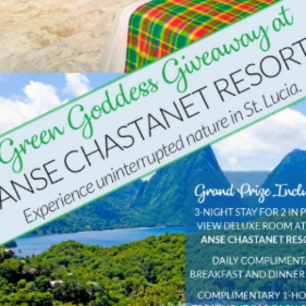 Win a Vacation in St. Lucia