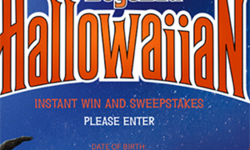 Win a Trip to Hawaii & More