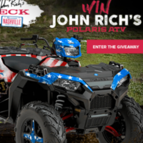 Win a Polaris Special Edition ATV