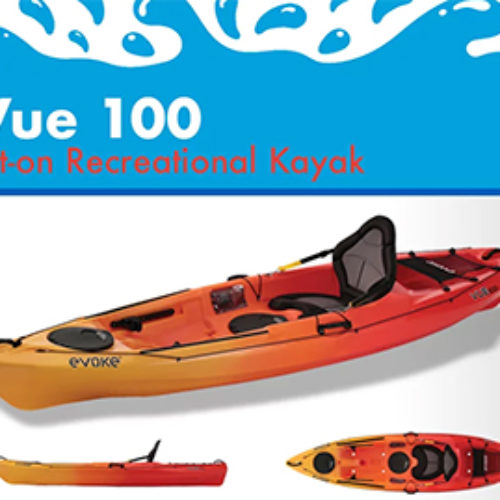 Win an Evoke Vue 100 Kayak