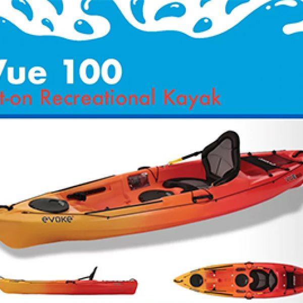 Win an Evoke Vue 100 Kayak