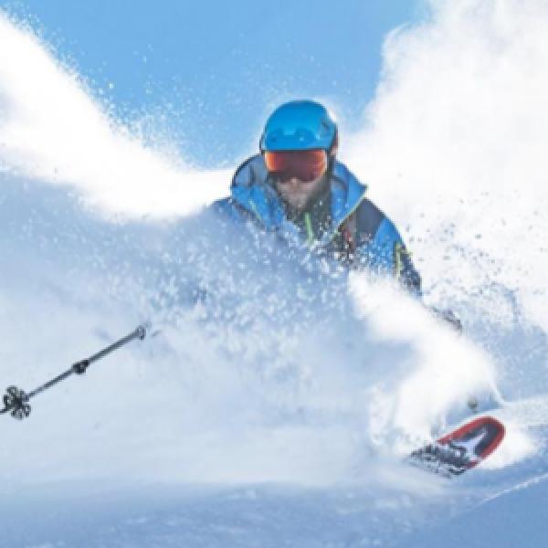 Win a Ski Weekend in Utah