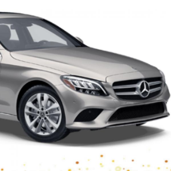 Win a 2019 Mercedes-Benz C 300