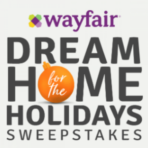 Win a $2,500 Wayfair Gift Card