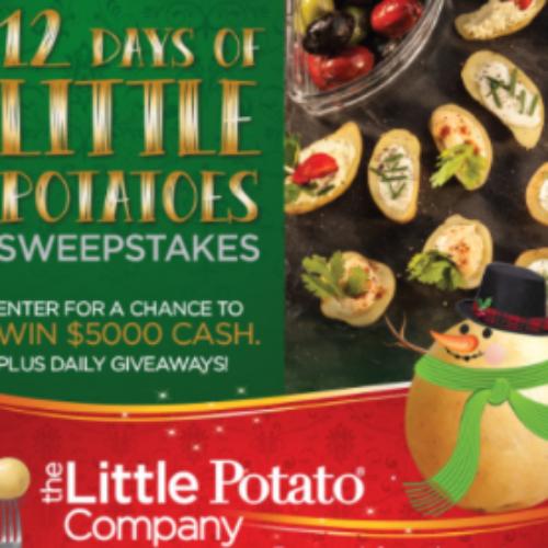 The Little Potato Company: Win $5,000