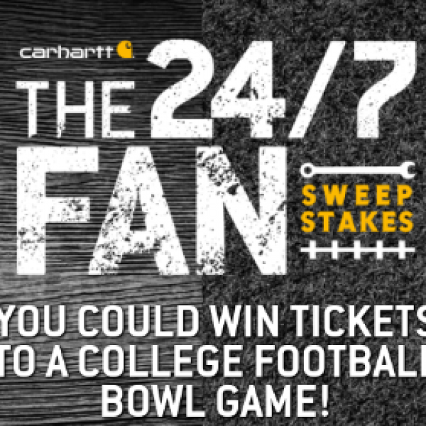 Win a Trip to a College Football Bowl Game