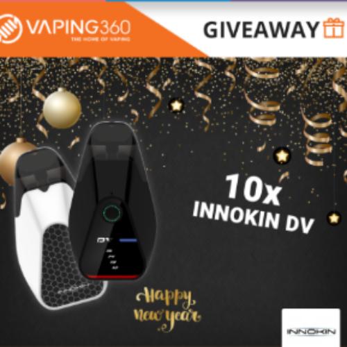 Win an Innokin DV Vape Kit