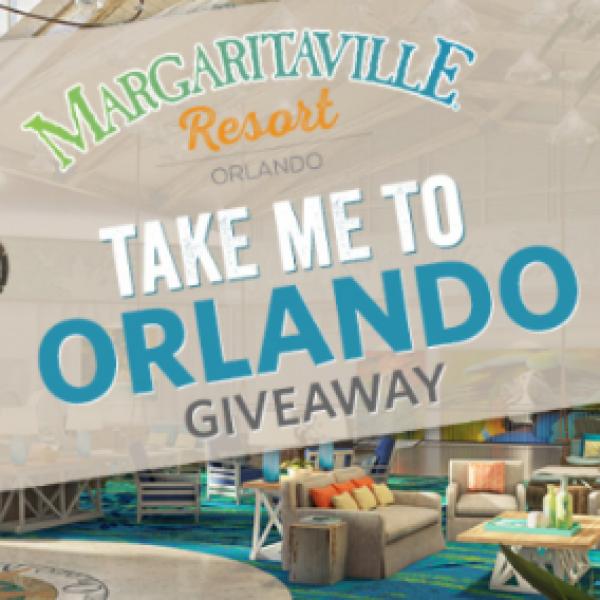 Win a Trip to Margaritaville Orlando Resort