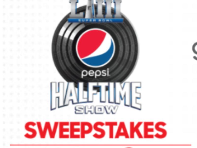 Win a Trip to Super Bowl LIII + Halftime Show