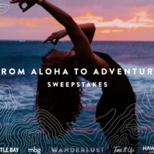 Win a Trip to Hawaii from Wanderlust