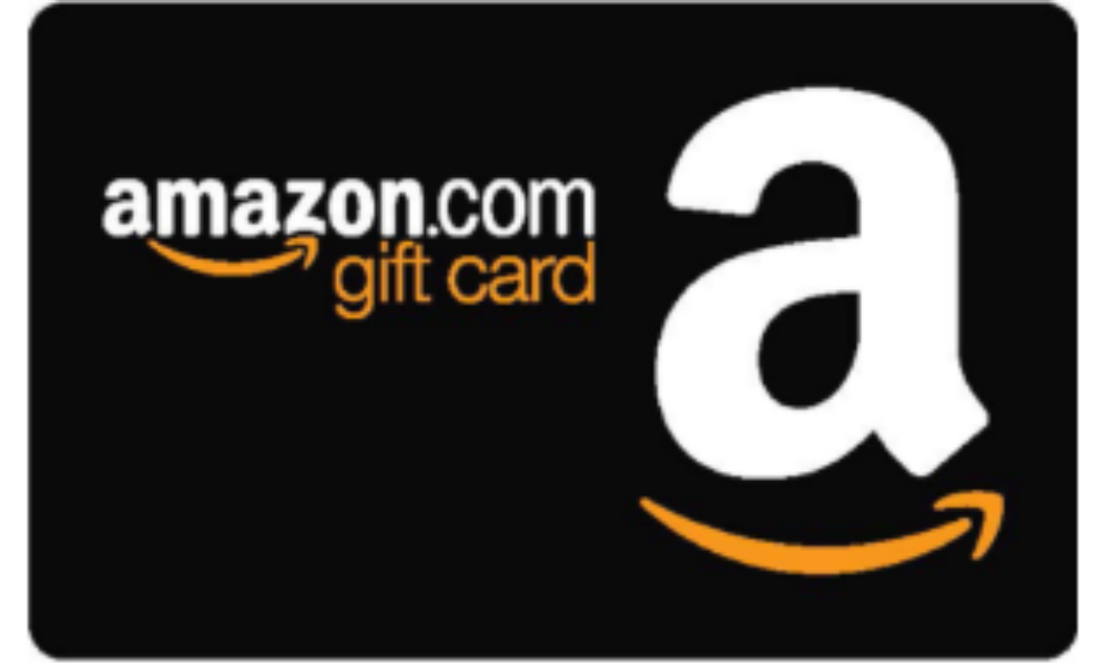 Win a $2,500 Amazon Gift Card