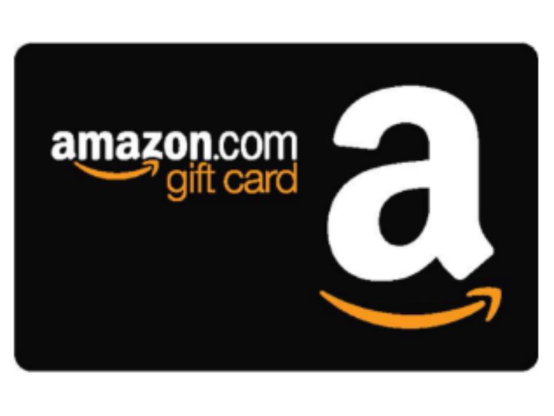 Win a $2,500 Amazon Gift Card