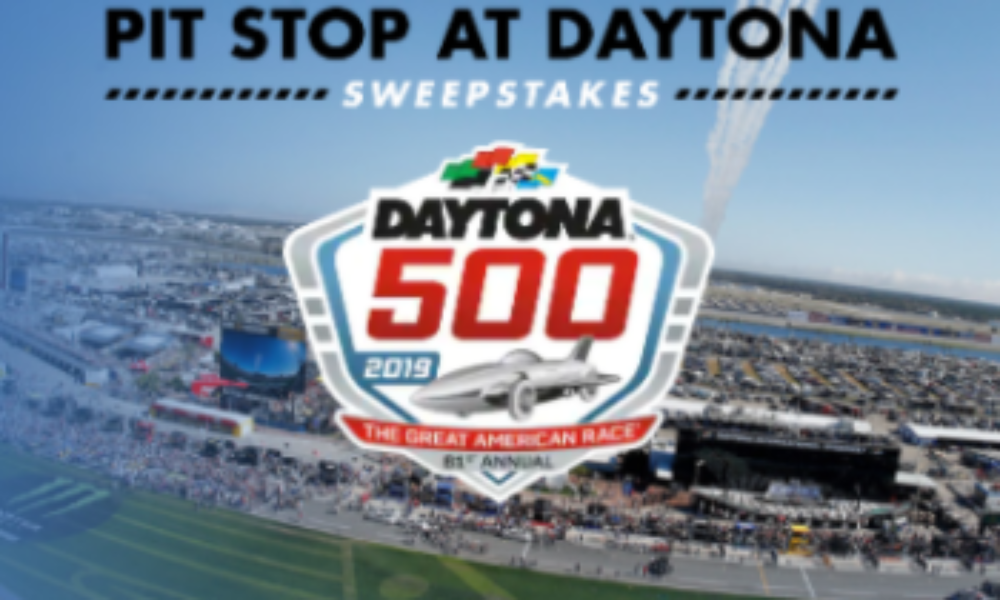 Win a Trip to the 2019 Daytona 500
