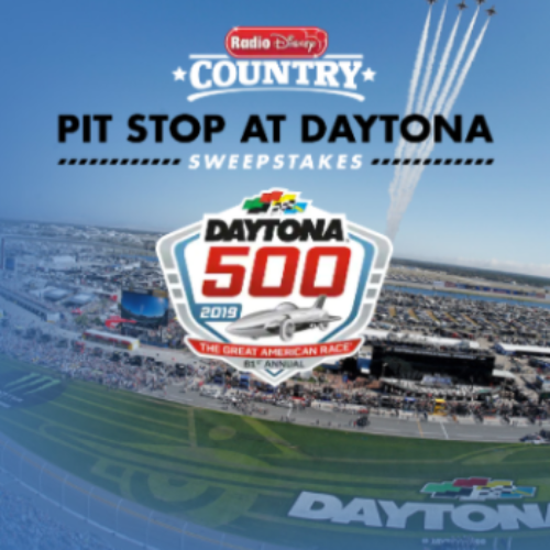 Win a Trip to the 2019 Daytona 500