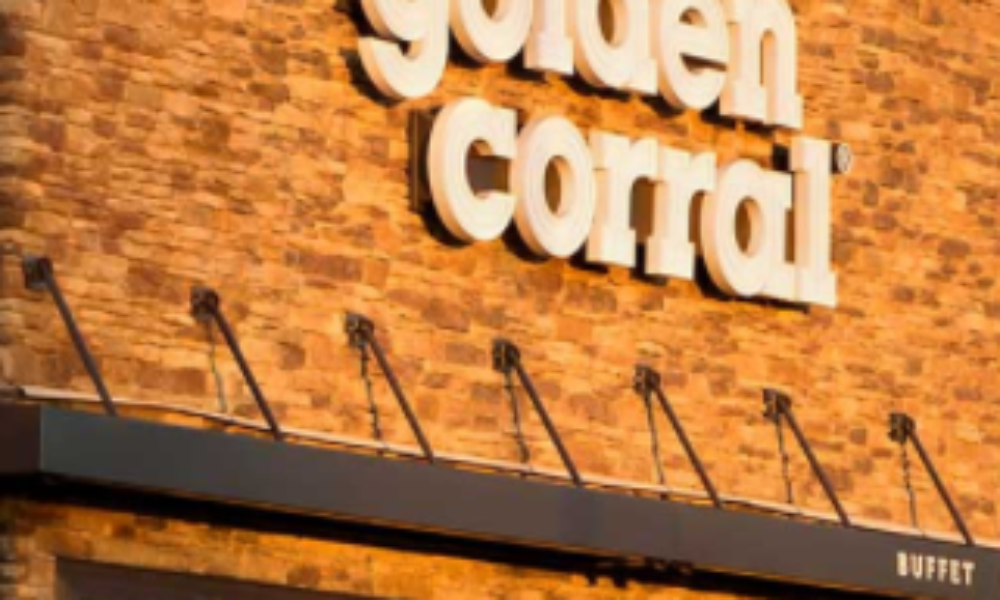 Win Golden Corral for a Year