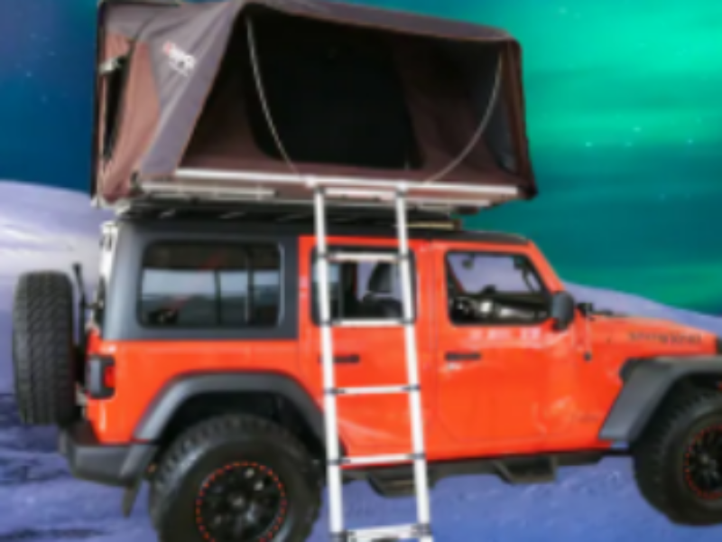 Win a Custom Jeep Wrangler JL Unlimited Sport