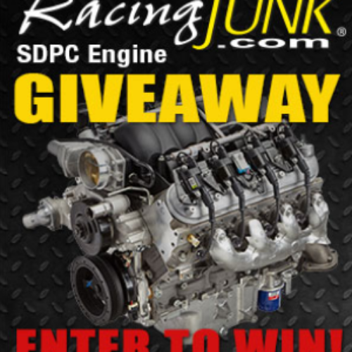 Win a Chevrolet Performance Engine
