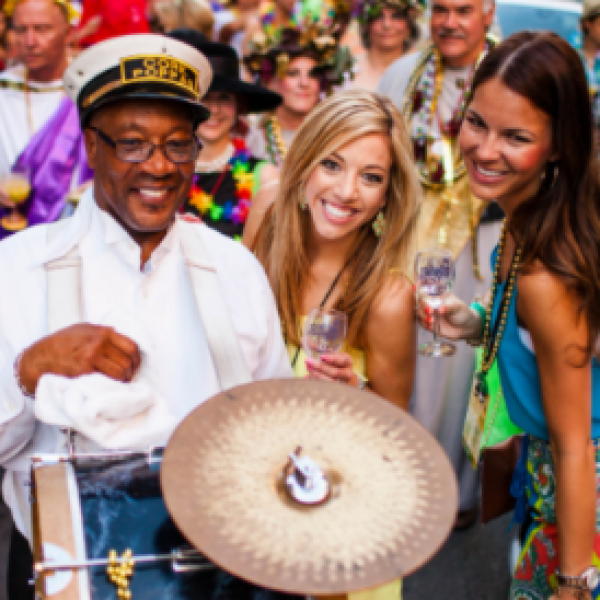 Win An Unforgettable Trip to New Orleans