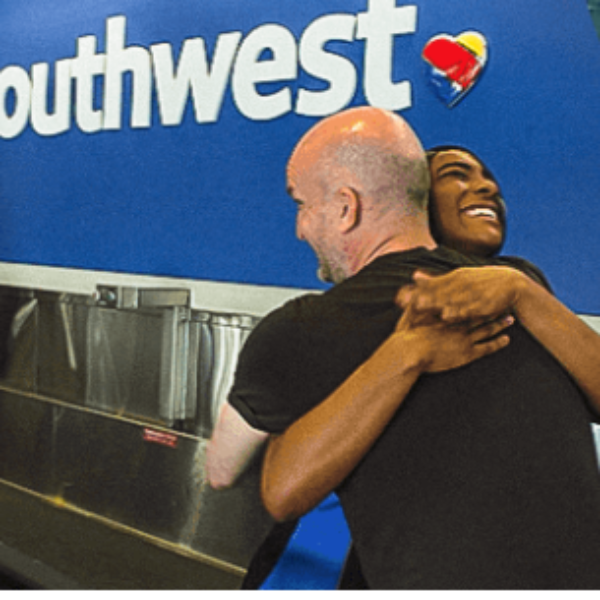 Win a Round Trip on Southwest Airlines
