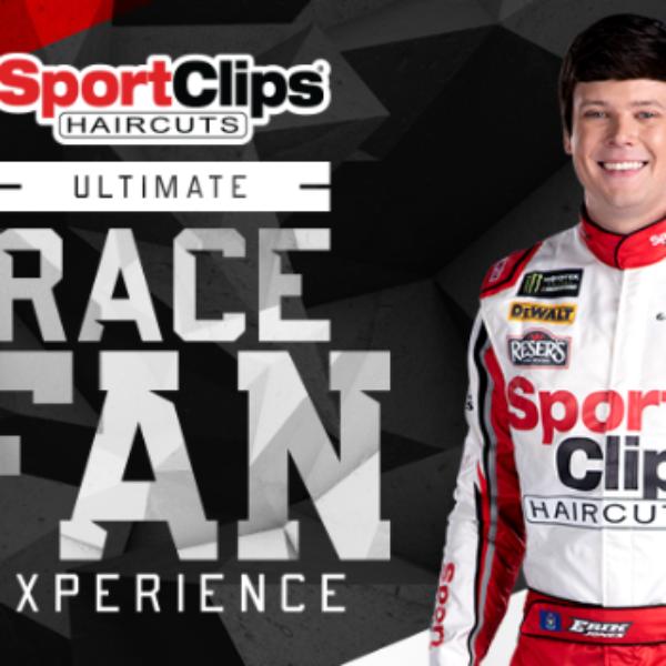 Win the Ultimate Race Fan Experience from Sport Clips