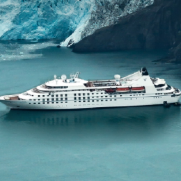 Win an Alaskan Cruise with Windstar