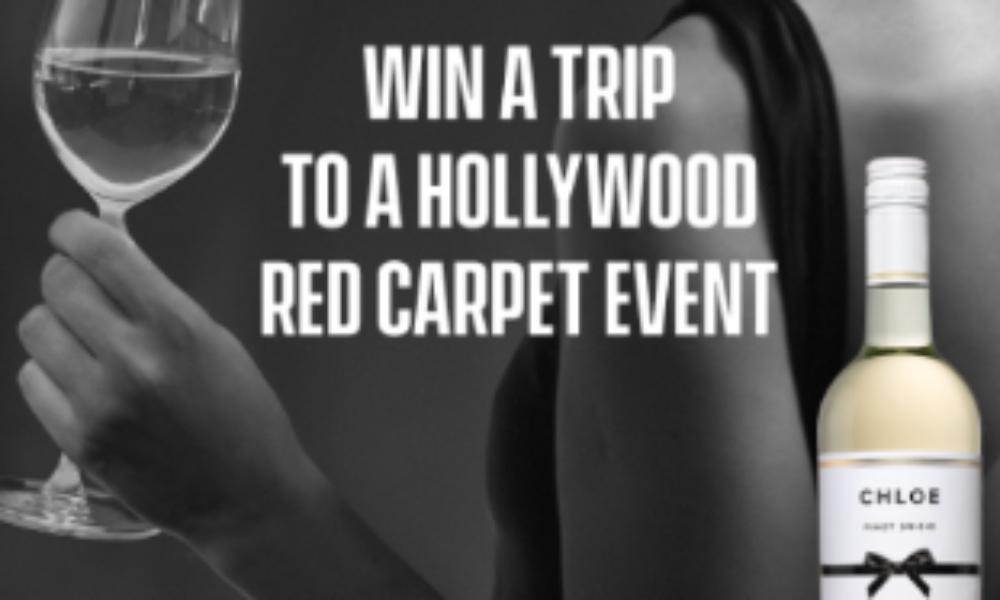 Win a Trip to a Hollywood Red Carpet Event