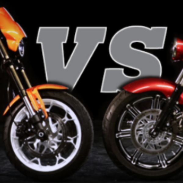 Win a Harley Street Rod or an Indian Scout