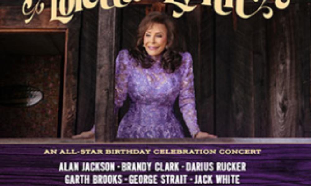 Win a Trip to the Loretta Lynn Tribute Concert