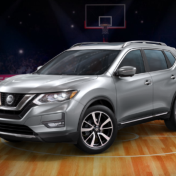 Win A 2019 Nissan Rogue