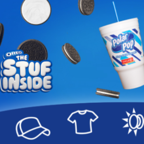 Win an OREO Prize Pack