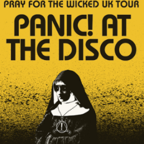 Win a Trip to London to see Panic! At The Disco