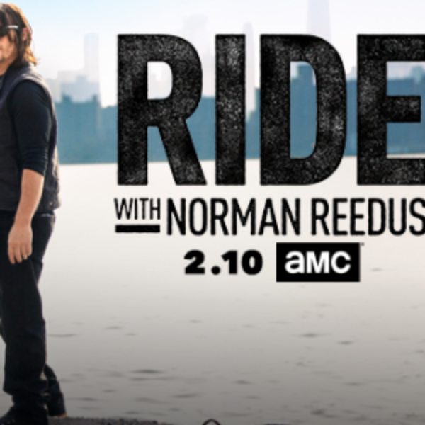 Win a Trip to AMC's Ride with Norman Reedus