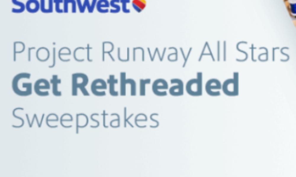 Win a Roundtrip Flight on Southwest
