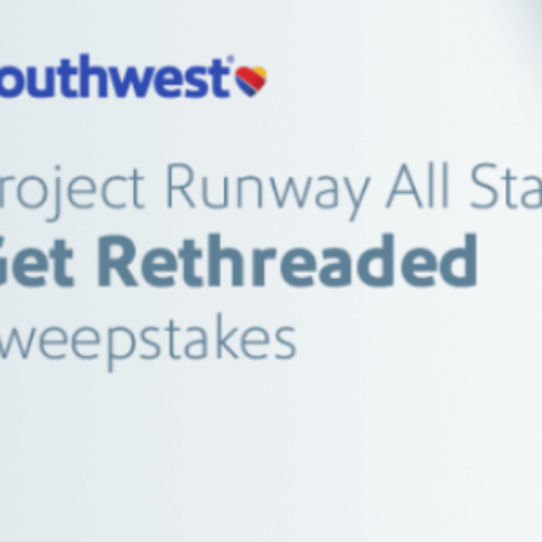 Win a Roundtrip Flight on Southwest