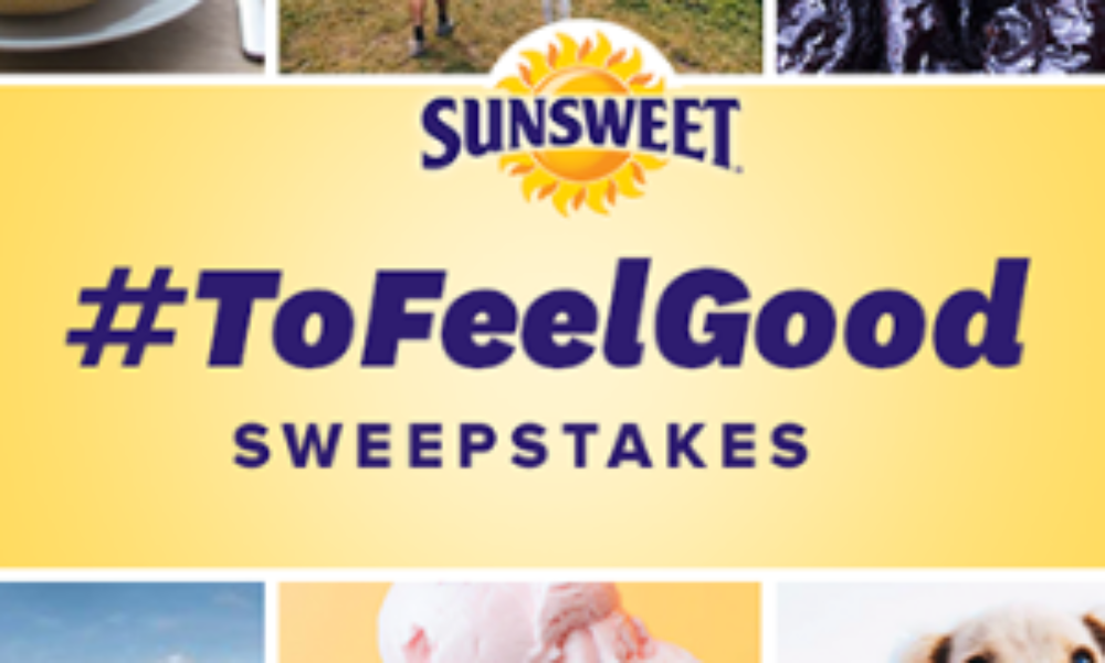 Win $1K Visa and Year's Supply of Sunsweet