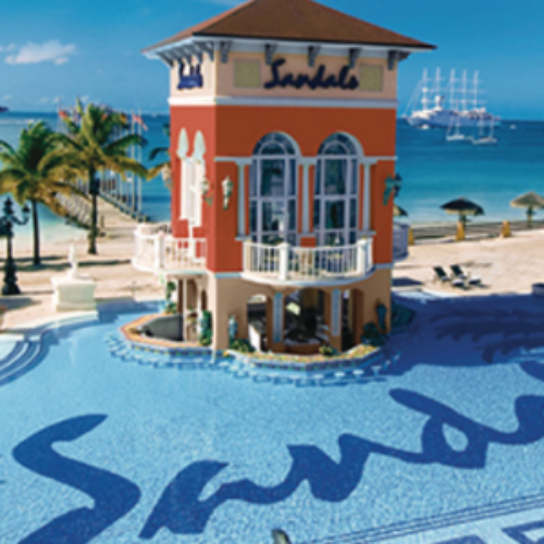 Win a Trip to Sandals from Texas Roadhouse