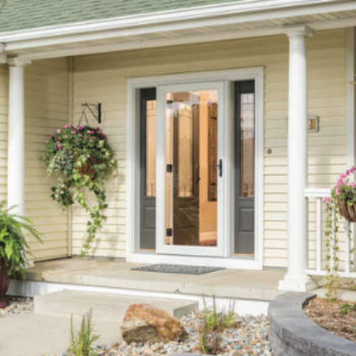 Win a Larson Storm Door from Bob Vila