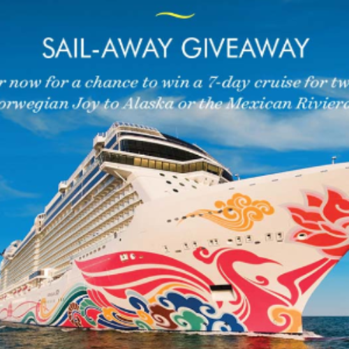 Win a 7-Day Mexican Riviera Cruise