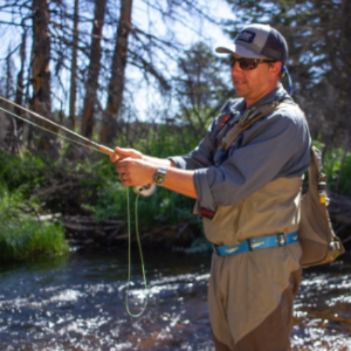 Win a Fly Fishing Adventure