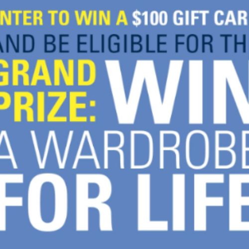 KingSize Direct: Win a Wardrobe for Life