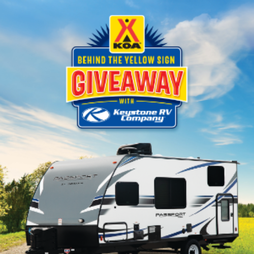 Win a Keystone Passport RV