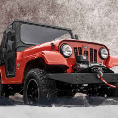 Win a ROXOR Off-Road Vehicle