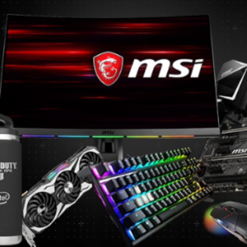 Win a Gaming PC Rig Package from Intel