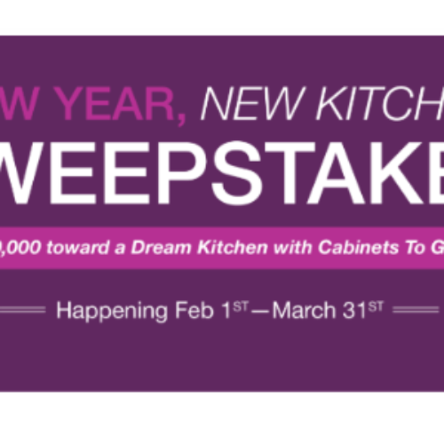 Win $10K in New Kitchen Cabinets