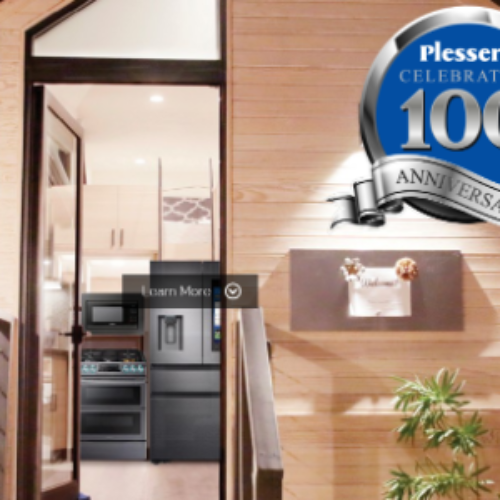 Win a 24' Tiny House from Plessers